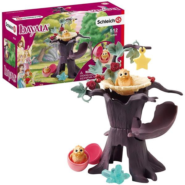 Schleich Bayala Set sa magičnim sovicama 42525 - ODDO igračke