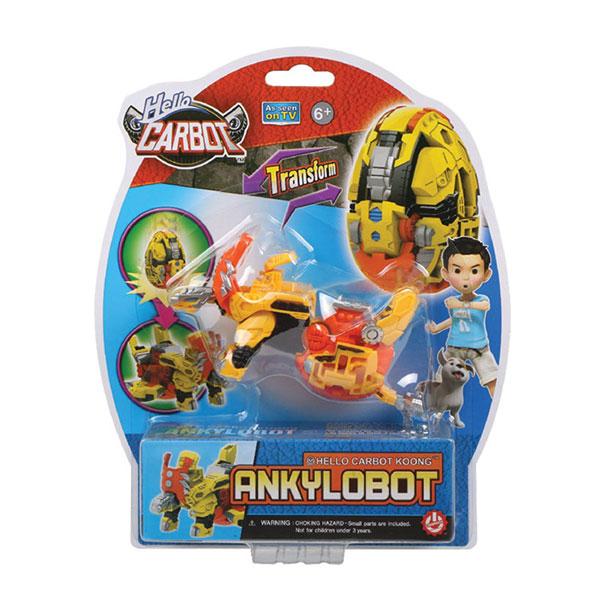 Hello Carbot – Ankylobot HC26114 - ODDO igračke