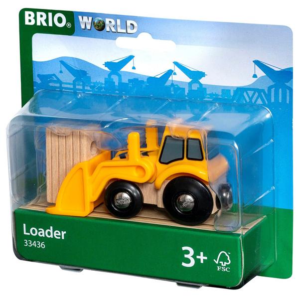 Brio - Utovarivač BR33436 - ODDO igračke