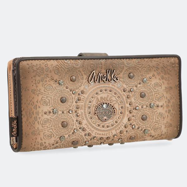 Novčanik Anekke Ixchel veliki novčanik sa zipom 32712-07-901 - ODDO igračke
