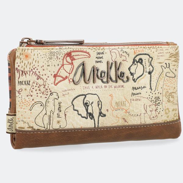 Novčanik Anekke Safari Fusion sa zipom 32722-07-907 - ODDO igračke