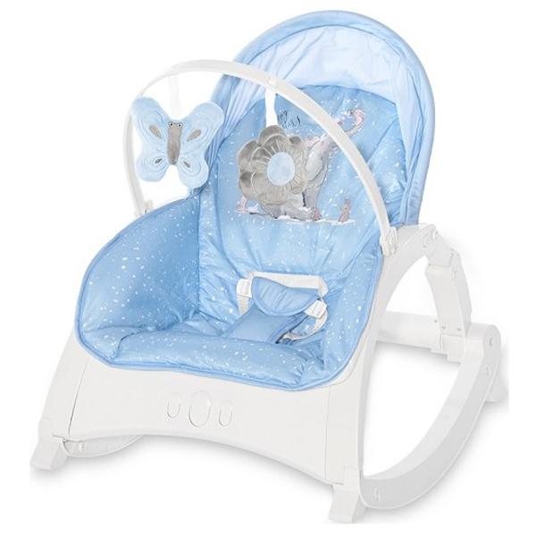 Ležaljka/ljuljaška Enjoy Tender Blue Fun 10110112127 - ODDO igračke