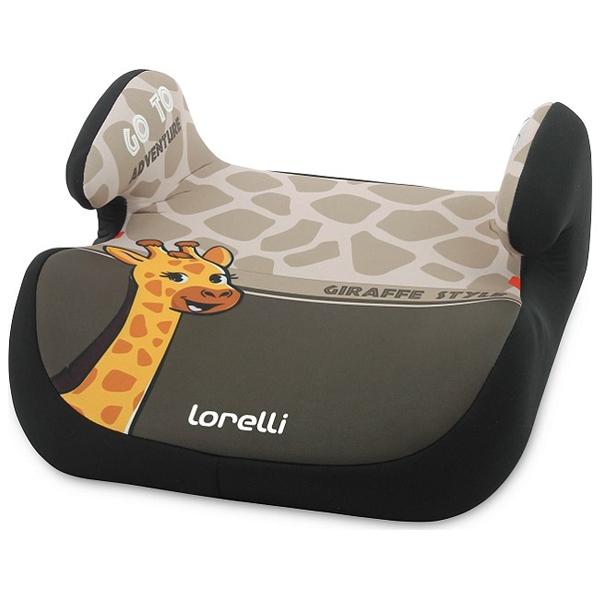 Lorelli auto sedište Topo Comfort (15-36kg) Giraffe Light-Dark 10070992003 - ODDO igračke