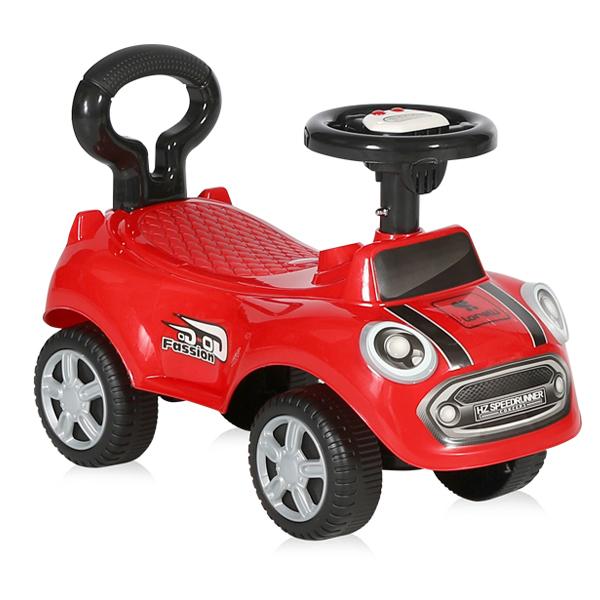 Lorelli Guralica Ride-On Auto Sport Mini crvena 10400050001 - ODDO igračke
