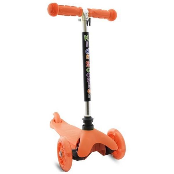 Trotinet S909G BBO Maximus – narandžasti  - ODDO igračke