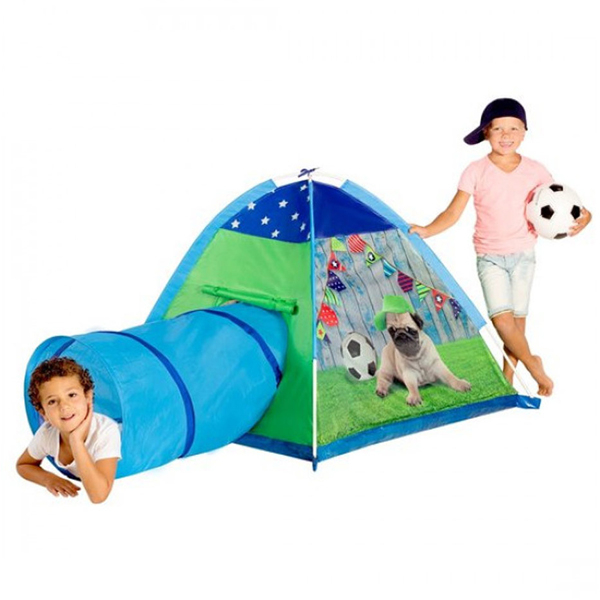 Šator sa tunelom Kuca Micasa 414-16 - ODDO igračke