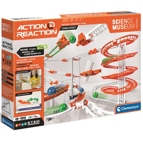 Clementoni Akcija reakcija Efekat Haosa CL61730 - ODDO igračke