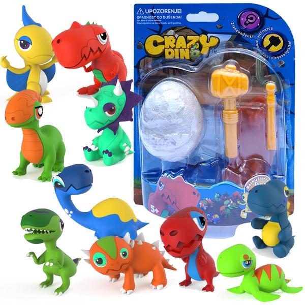 Crazy Dino P-0411 - ODDO igračke