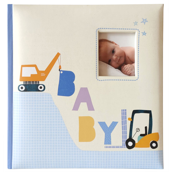 Album 10X15/200 Baby Blue K2892B - ODDO igračke