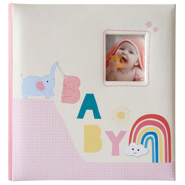 Album 10X15/200 Baby Pink K2892P - ODDO igračke