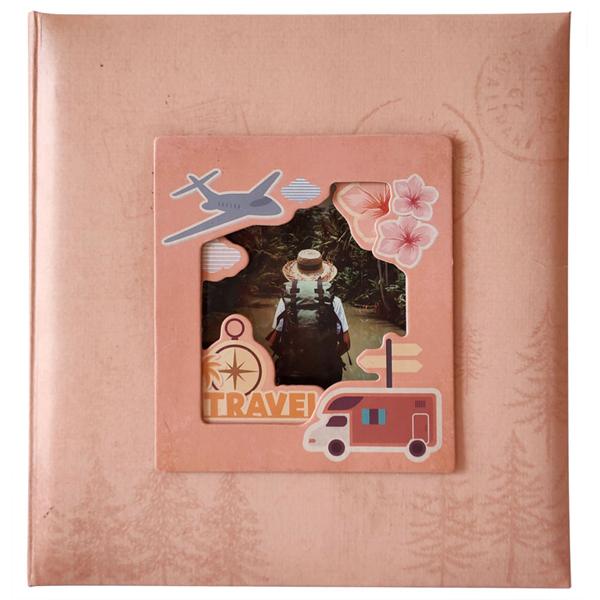 Album 10X15/200 Travel Pink K2913P - ODDO igračke