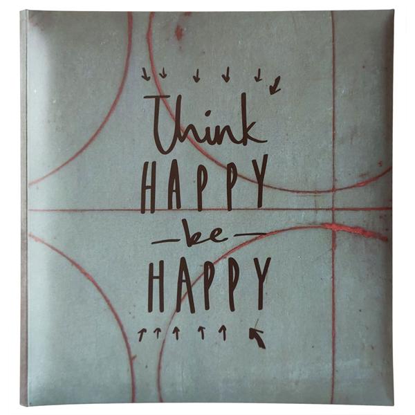 Foto Album 10X15/200 Be Happy K2882T - ODDO igračke