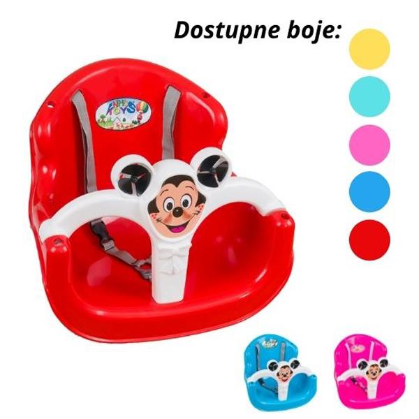 Ljuljaška Mickey 03/7250 - ODDO igračke