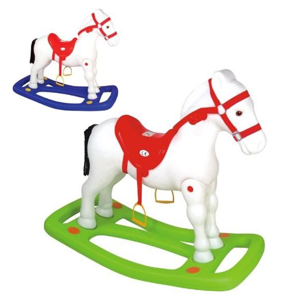 Klackalica konj plastični 03/7205 - ODDO igračke