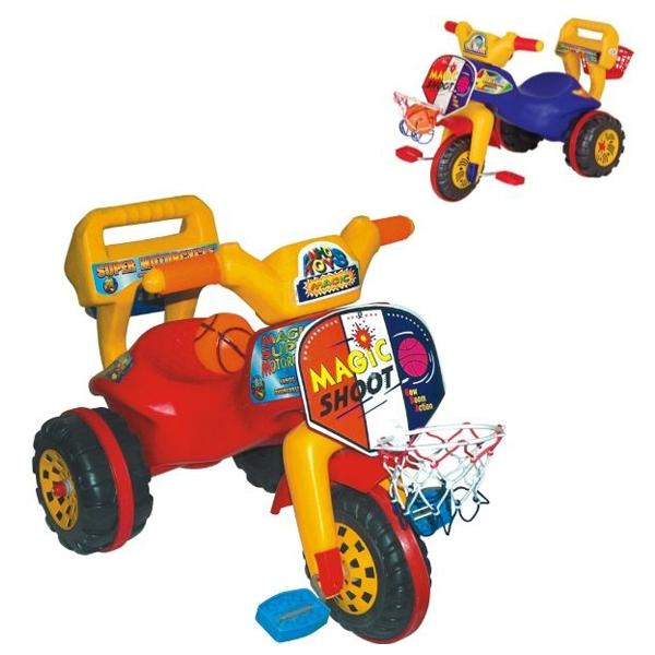 Motor na pedale sa košem 03/7068 - ODDO igračke