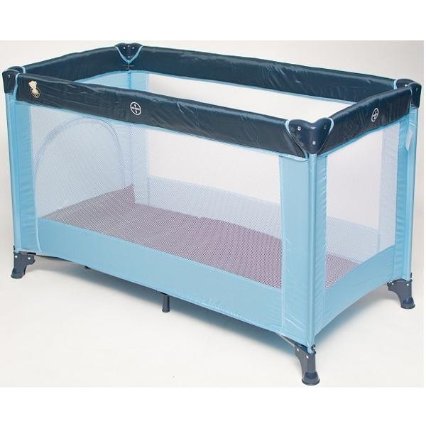 Baby Bear Origin Prenosivi Krevetac 1 Nivo Dream and Play Blue P902BLUE - ODDO igračke