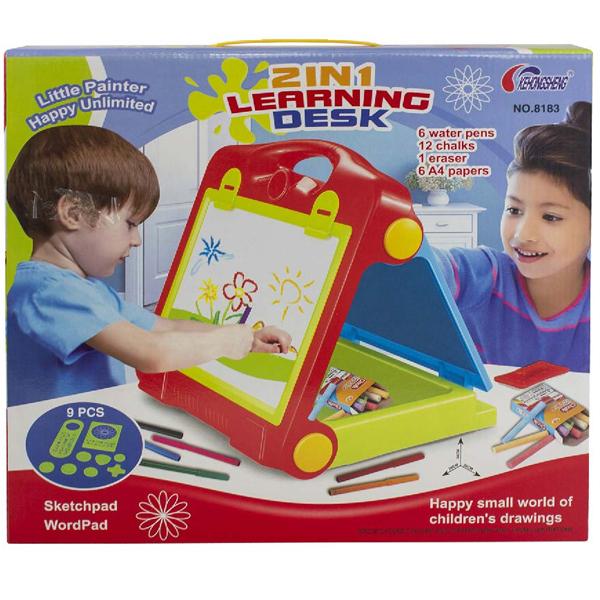 2 u 1 tabla za crtanje BE338183      - ODDO igračke