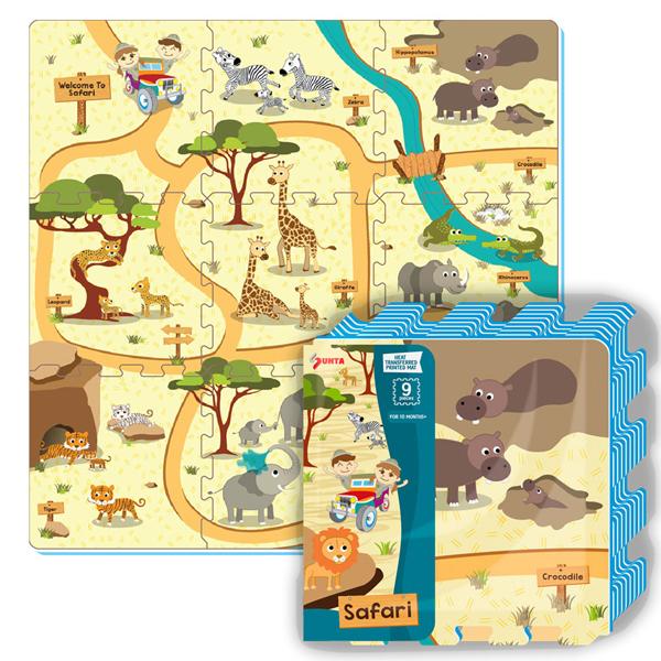 Podna Puzzla Safari 3010 - ODDO igračke