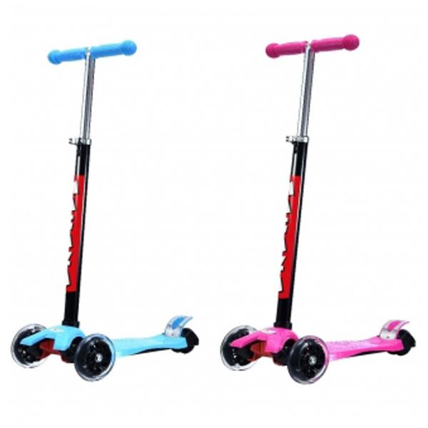 Maxi Scooter Trotinet Classic sa svetlecim tockovima AC03-B1 - ODDO igračke