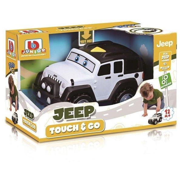 Jeep Night Explorer Junior Burago BU81801 - ODDO igračke