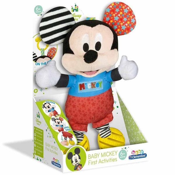 Baby Mickey sa zvukom Clementoni CL17165 - ODDO igračke