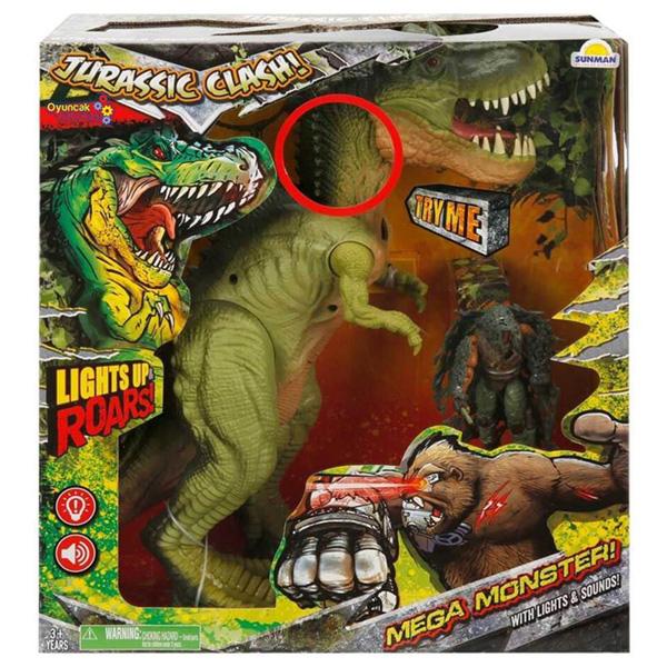 Lanard Jurassic Mega - figura dinosaurusa 37078 - ODDO igračke