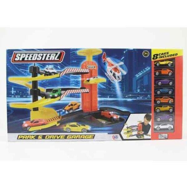 Speedsterz Garaža 1417137 - ODDO igračke