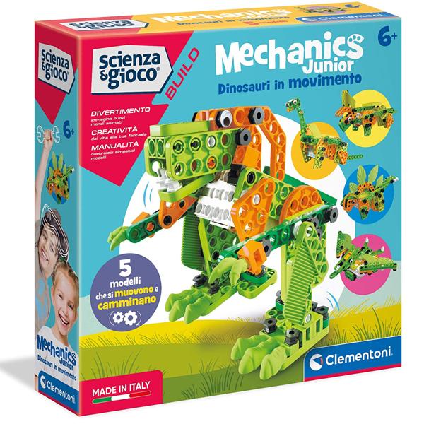 Clementoni Mechanics Moving Dinosaurus set CL75061 - ODDO igračke
