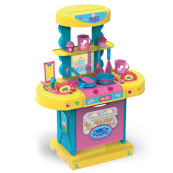Kuhinja 2u1 BILDO Pepa Prase  8134 - ODDO igračke
