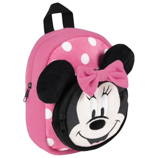 Ranac za vrtić Minnie džep-oblik Cerda 2100003385 roze-crni - ODDO igračke