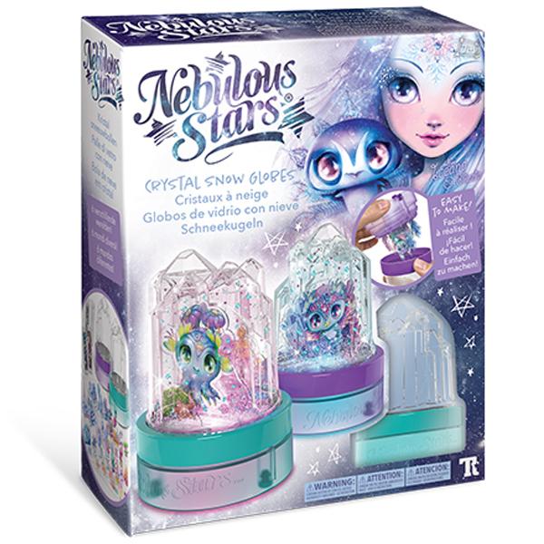 Nebulous Stars – Crystal Snow Globes Kristalna snežna kugla 11304 - ODDO igračke
