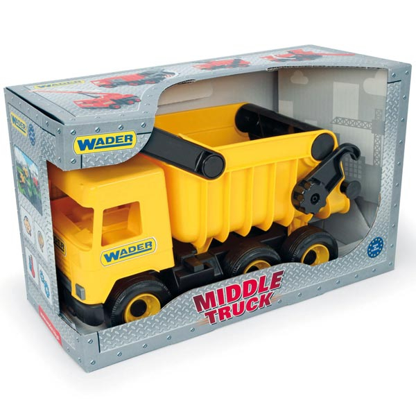Wader Kamion Dumper 43x26.5x19cm 32121 - ODDO igračke