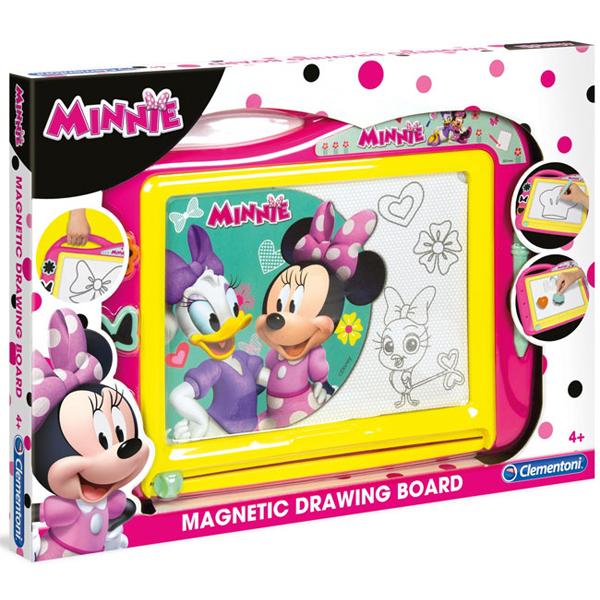 Clementoni Magnetna tabla za pisanje Minnie 47x34cm 15164 - ODDO igračke