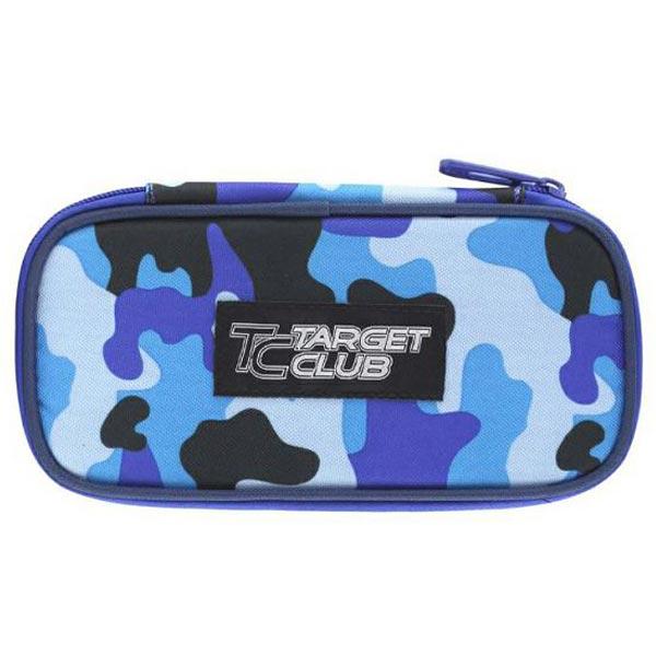 Pernica prazna 1 zip TC Compact Camuflage Target plava 17262 - ODDO igračke