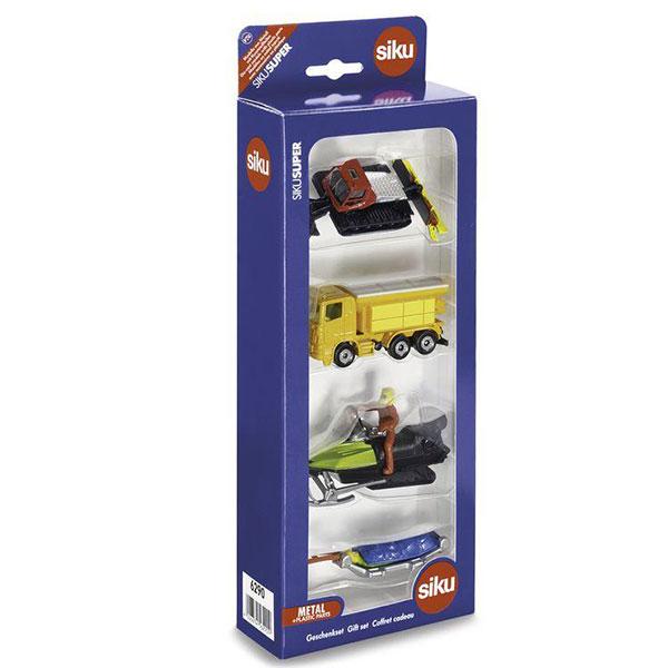 Siku Gift set zimske službe 6290 - ODDO igračke