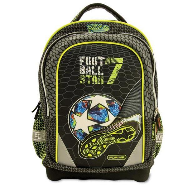 Školska torba anatomska For Me Football FET2060 - ODDO igračke