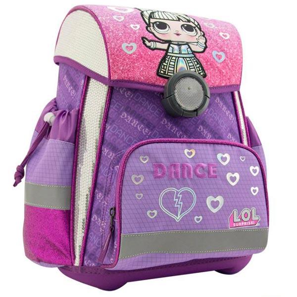 Školska torba anatomska LOL Lets Dance LOLFSB2130 - ODDO igračke