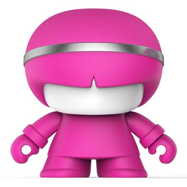 Zvučnik Mini XBOY - Wireless Bluetooth speaker - Pink XBOY81001.24A - ODDO igračke
