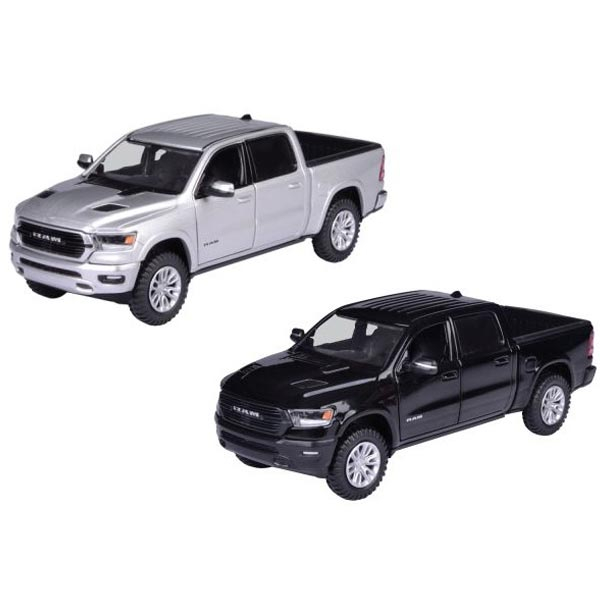 Motor Max metalni auto 1:24 2019 RAM 1500 Crew Cab Laramie 25/79357 - ODDO igračke