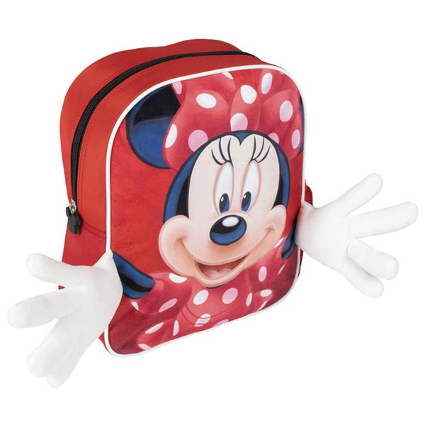 Ranac vrtićki oblik Minnie Cerda 2100003429 crveni - ODDO igračke