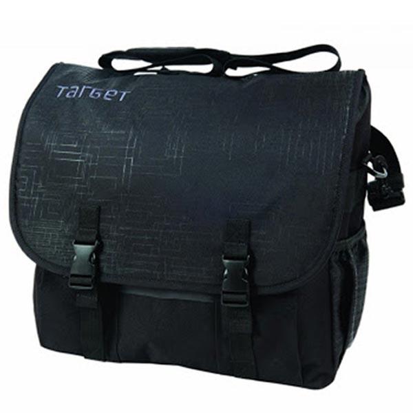 Torba na rame za laptop Target Code crna 16186 - ODDO igračke