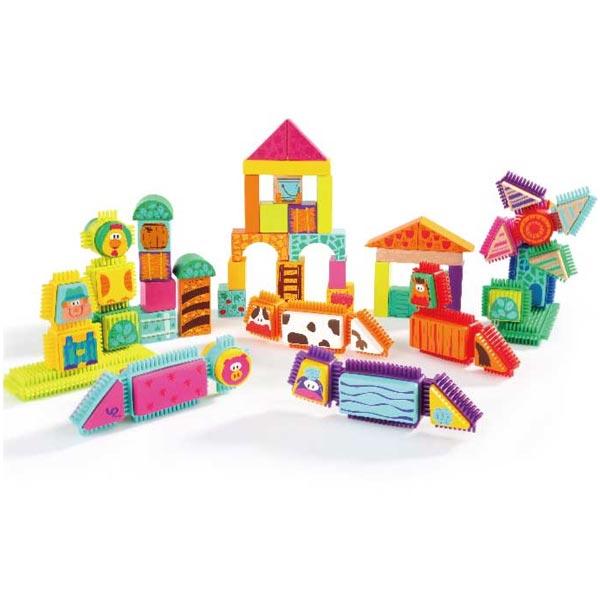 Top Bright kocke blokovi Farma 80 delova 120380 - ODDO igračke