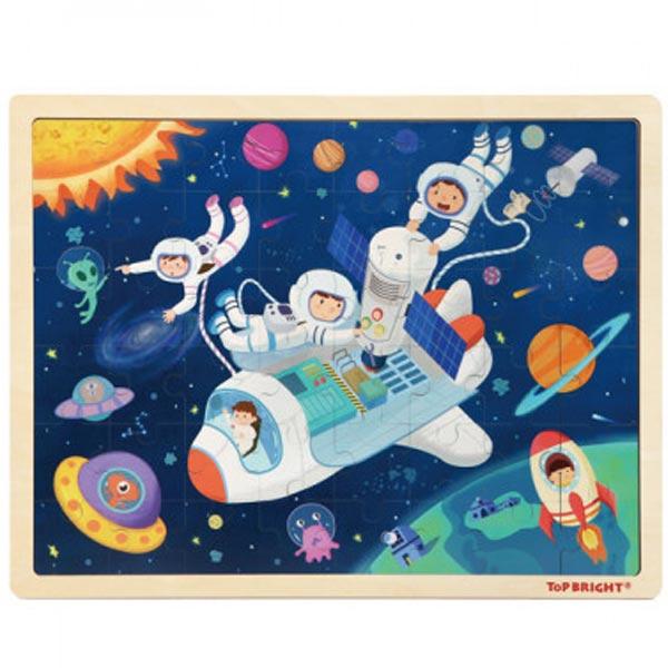 Top Bright slagalica Raketa 48 elemenata 120415 - ODDO igračke