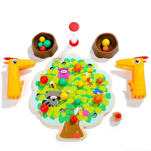 Top Bright društvena igra Složi voće 120379 - ODDO igračke