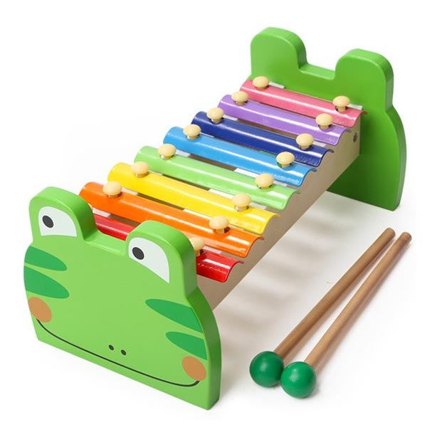 Top Bright Ksilofon Žabac 7136 - ODDO igračke