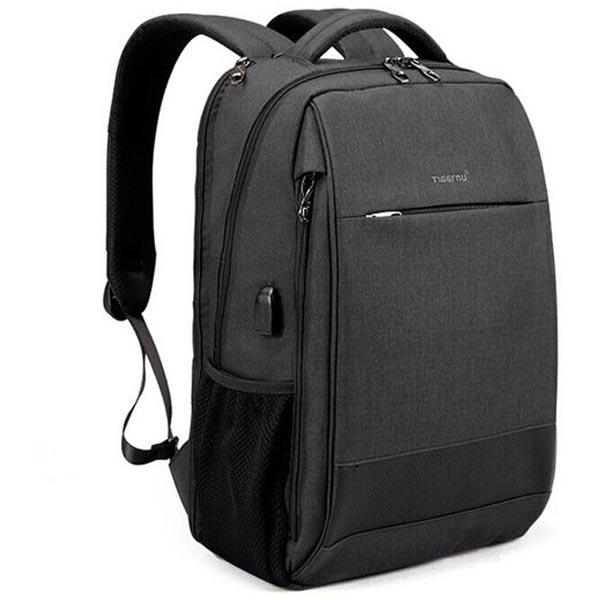 """Ranac za laptop T-B3516 15.6"""" Black Gray - ODDO igračke"""