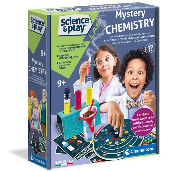 Clementoni Mistery Chemistry set CL61538 - ODDO igračke