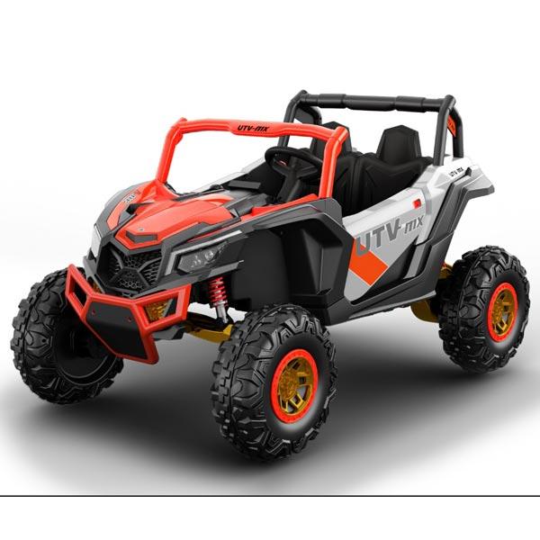 Auto na akumulator beli model 316 - ODDO igračke