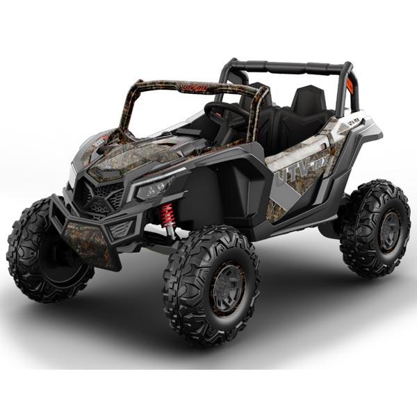 Auto na akumulator maskirni model 316-1 - ODDO igračke