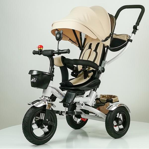 Tricikl Playtime Lux model 408-2 - ODDO igračke